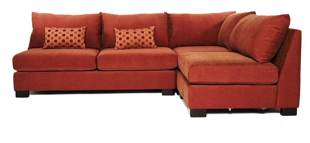 Awesome Red Small Sectional Sofa 17 In Sofa Design Ideas with Red Small Sectional Sofa