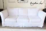 Awesome White Cover Sofa 88 Sofas and Couches Set with White Cover Sofa