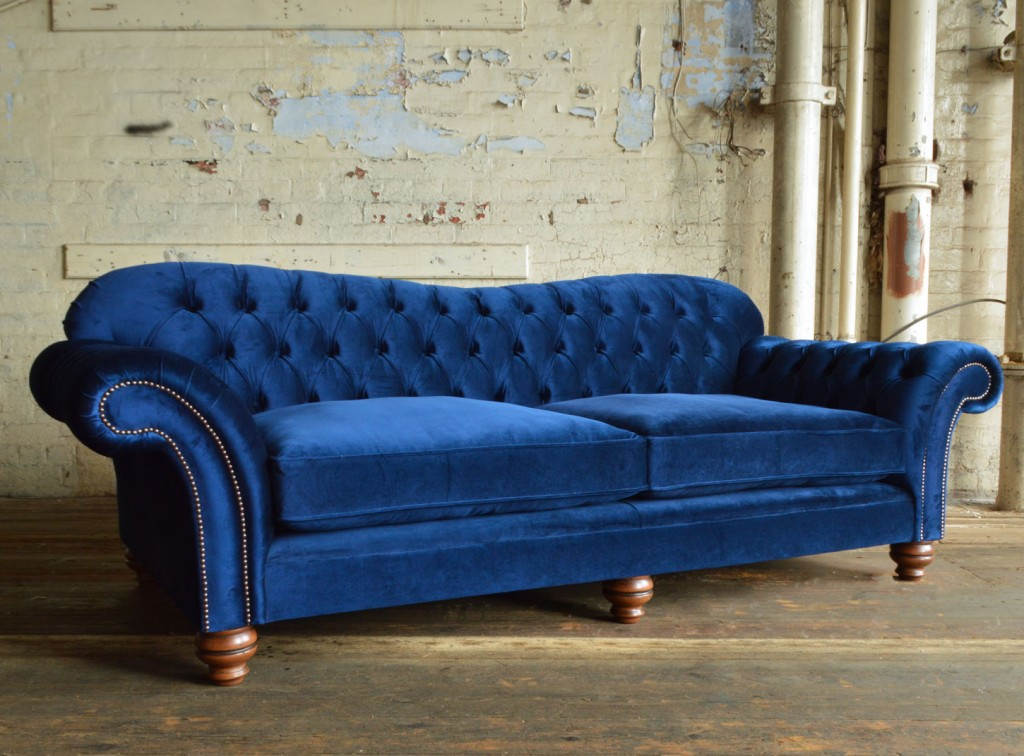 Beautiful Beautiful Navy Blue Velvet Chesterfield Sofa 16 Living Room Sofa Ideas With  Navy Blue Velvet Chesterfield Sofa