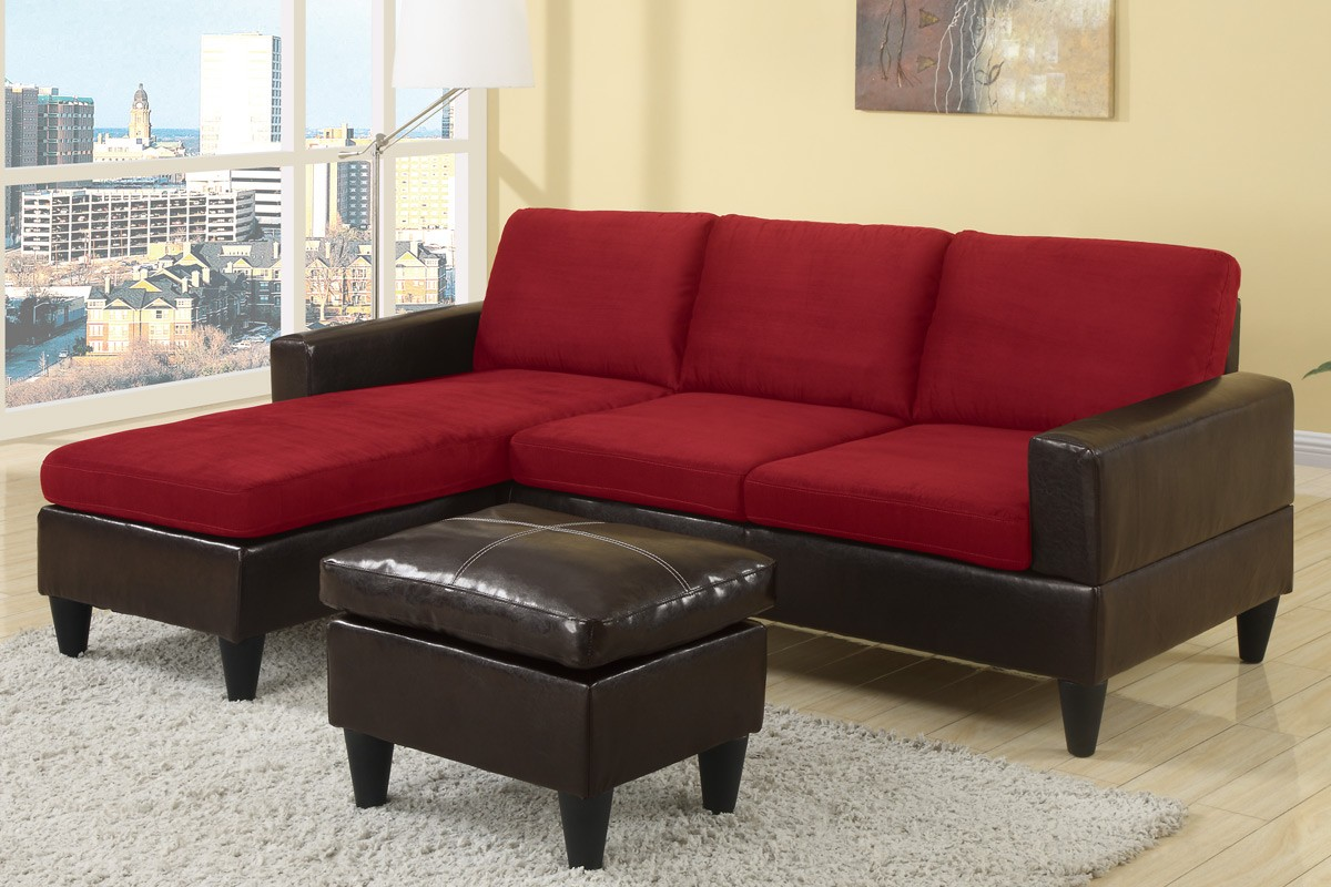 Beautiful Red Small Sectional Sofa 53 In Modern Sofa Inspiration With Red  Small Sectional Sofa