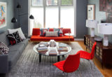 Best Red Sofa Color Scheme 74 For Modern Sofa Inspiration with Red Sofa Color Scheme