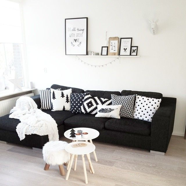 Epic Black And White Patterned Sofa 63 Living Room Sofa Inspiration With Black  And White Patterned Sofa
