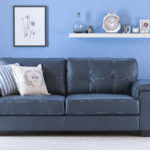 Epic Slate Blue Leather Sofa 64 For Your Sofa Design Ideas with Slate Blue Leather Sofa