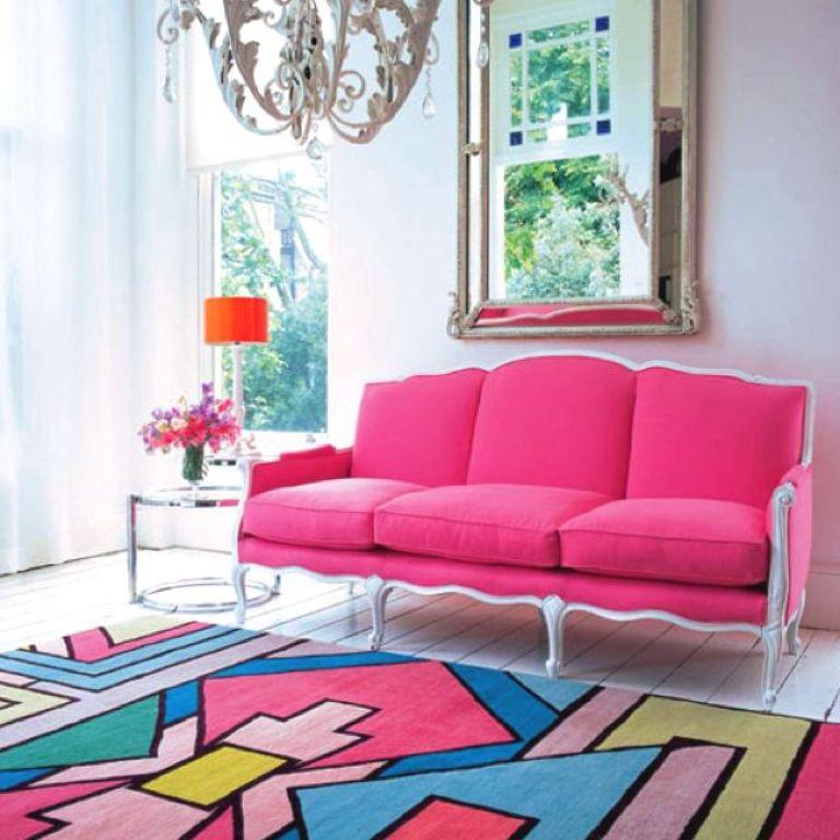 Good Modern Pink Sofa 97 On Living Room Sofa Ideas with Modern Pink Sofa