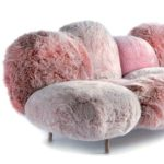 Perfect Pink Fluffy Sofa 83 In Sofas and Couches Set with Pink Fluffy Sofa