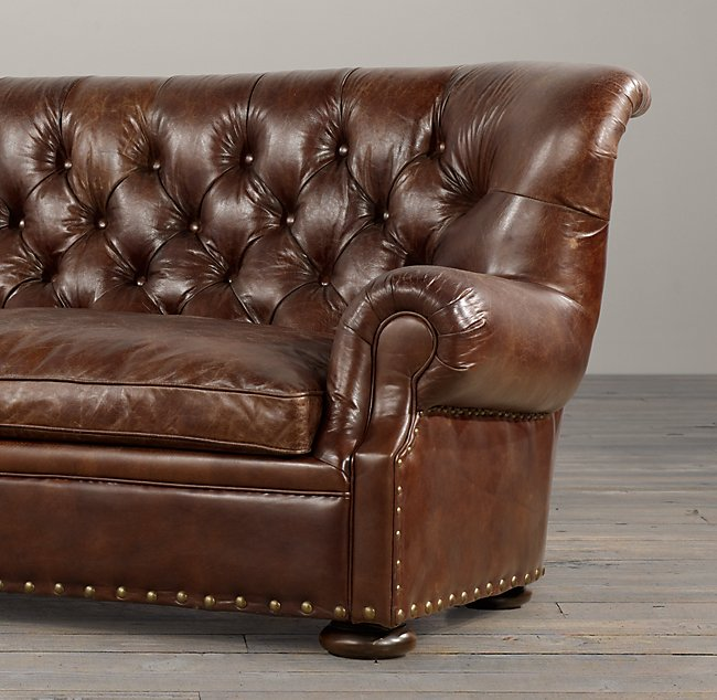 Amazing Leather Nailhead Sofa 65 For Modern Sofa Ideas with Leather Nailhead Sofa