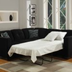 Fancy Black Sectional Sleeper Sofa 56 For Your Sofa Design Ideas with Black Sectional Sleeper Sofa