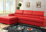 Good Red Leather Sectional Sofa 93 About Remodel Modern Sofa Ideas with Red Leather Sectional Sofa