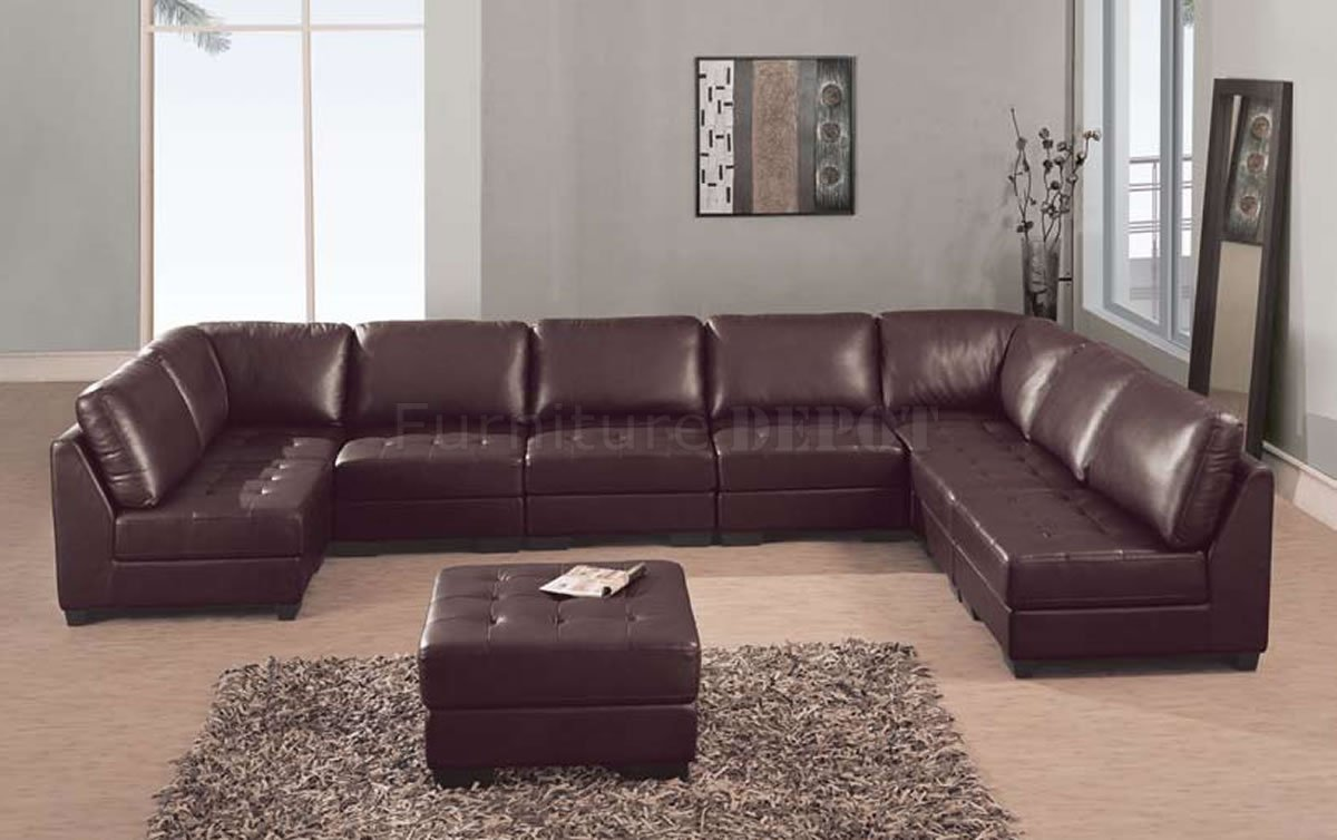 black leather living room furniture sets%0A Perfect Sectional Leather Couches    For Sofas and Couches Set