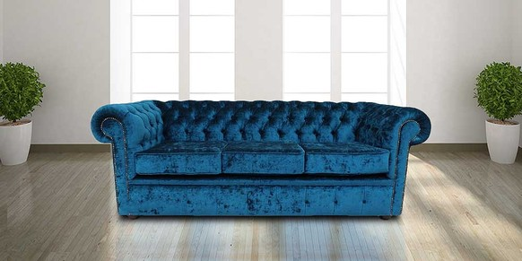 Amazing Blue Velvet Chesterfield Sofa 75 With Additional Contemporary Sofa Inspiration with Blue Velvet Chesterfield Sofa
