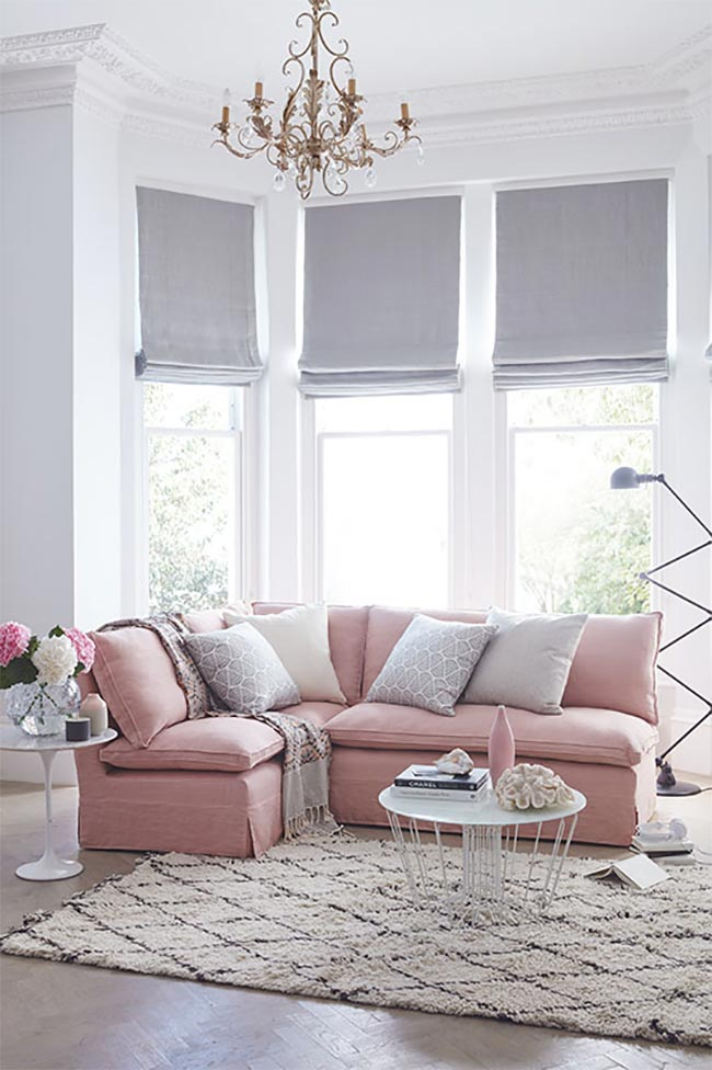 Awesome Light Pink Sectional Sofa 82 Contemporary Sofa Inspiration with Light Pink Sectional Sofa