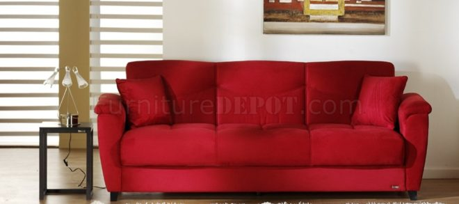 Beautiful Red Suede Sofa 60 With Additional Office Sofa Ideas with Red Suede Sofa