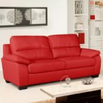 Best Real Red Leather Sofa 85 On Sofas and Couches Ideas with Real Red Leather Sofa