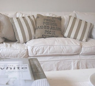 Elegant White Overstuffed Sofa 85 For Your Sofas And Couches Ideas With