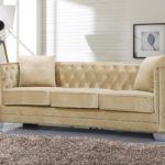 Epic Beige Velvet Sofa 55 In Sofa Room Ideas with Beige Velvet Sofa