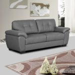 Epic Dark Grey Leather Sofa 56 For Your Sofa Table Ideas with Dark Grey Leather Sofa