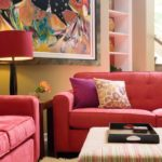 Epic Red Sofa Color Scheme 86 Office Sofa Ideas with Red Sofa Color Scheme