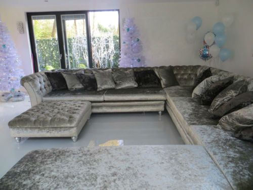Fancy White Crushed Velvet Sofa 78 For Modern Sofa Inspiration with White Crushed Velvet Sofa