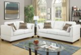 Fantastic White Leather Sofa And Loveseat Set 63 For Sofas and Couches Ideas with White Leather Sofa And Loveseat Set