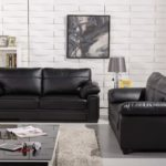 Fresh Black Leather Sofa And Chair 55 For Office Sofa Ideas with Black Leather Sofa And Chair