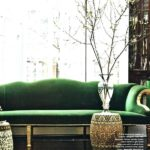 Fresh Dark Green Velvet Sofa 63 For Sofa Table Ideas with Dark Green Velvet Sofa