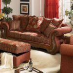 Gorgeous Red Chenille Sofa 90 Sofas and Couches Set with Red Chenille Sofa