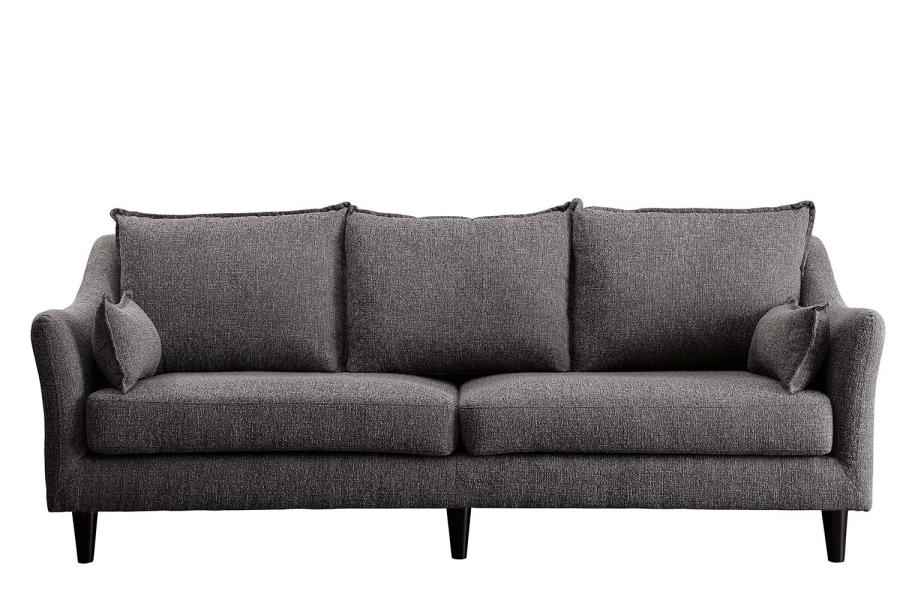 Gorgeous Tweed Grey Sofa 88 For Office Sofa Ideas with Tweed Grey Sofa