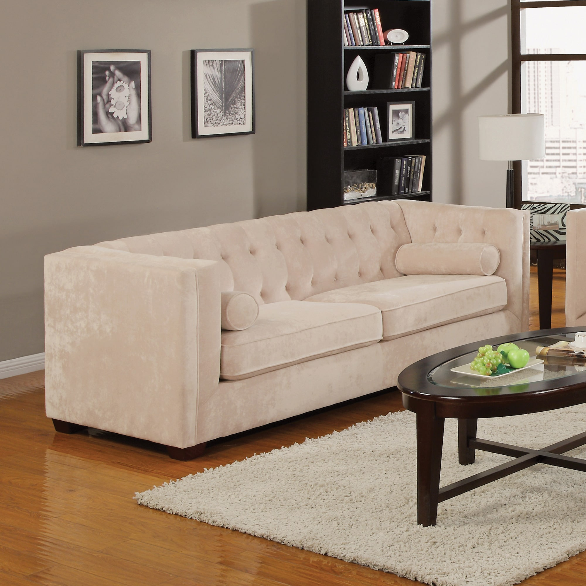Great Beige Velvet Sofa 80 For Sofa Table Ideas with Beige Velvet Sofa