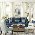 Great Blue Sofa Couch 36 On Contemporary Sofa Inspiration with Blue Sofa Couch