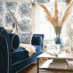 Great Blue Sofa With White Piping 56 For Your Sofas and Couches Set with Blue Sofa With White Piping