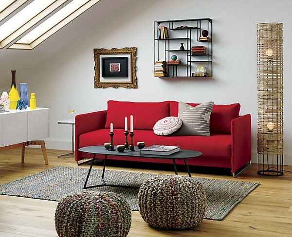 Great Red Sofa Design Ideas 43 For Your Sofa Table Ideas with Red Sofa Design Ideas