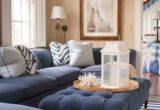 Luxury Blue Sofa Room Ideas 75 In Living Room Sofa Inspiration with Blue Sofa Room Ideas