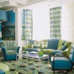 Magnificent Blue And Green Sofa 47 With Additional Contemporary Sofa Inspiration with Blue And Green Sofa