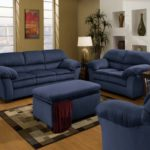 Magnificent Blue Color Sofa 25 For Your Office Sofa Ideas with Blue Color Sofa
