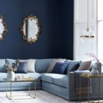 Magnificent Blue Sofa Couch 14 For Modern Sofa Ideas with Blue Sofa Couch