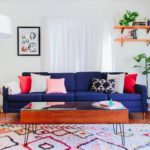 Magnificent Blue Sofa Ideas 21 For Sofas and Couches Ideas with Blue Sofa Ideas