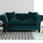 Magnificent Ocean Blue Sofa 90 With Additional Sofa Design Ideas with Ocean Blue Sofa