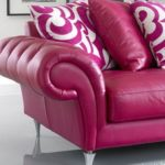 Magnificent Pink Leather Sofa Set 78 Sofa Table Ideas with Pink Leather Sofa Set