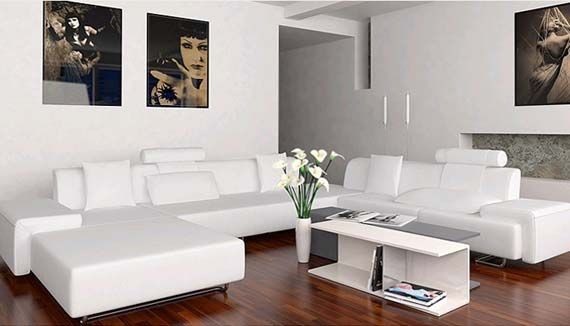 Magnificent White Leather Sofa Decorating Ideas 68 With Additional Sofas And Couches Set