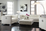 Magnificent White Tufted Sofa Set 67 For Your Sofas and Couches Ideas with White Tufted Sofa Set