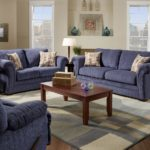 Outstanding Blue Sofa And Loveseat 18 With Additional Modern Sofa Ideas with Blue Sofa And Loveseat