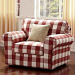 Outstanding Red And White Checkered Sofa 44 On Modern Sofa Ideas with Red And White Checkered Sofa