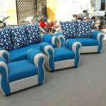 Perfect Blue And White Sofa Set 69 For Your Modern Sofa Ideas with Blue And White Sofa Set