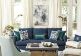 Perfect Blue Sofa Living Room Design 73 For Sofa Table Ideas with Blue Sofa Living Room Design