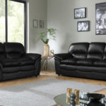 Perfect Leather Sofa Set Black 66 For Your Sofa Design Ideas with Leather Sofa Set Black