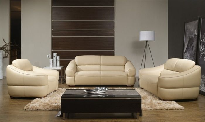 Super Full Leather Sofa Set 75 In Table Ideas With