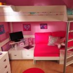 Awesome Loft Bed With Desk And Couch 30 With Additional Modern Sofa Ideas with Loft Bed With Desk And Couch