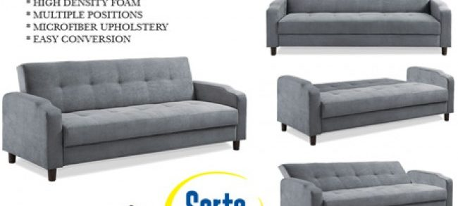 Beautiful Grey Futon Couch 15 For Your Sofa Table Ideas with Grey Futon Couch