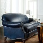 Beautiful Navy Leather Couch 74 For Sofas and Couches Ideas with Navy Leather Couch