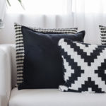 Best Black Couch Pillows 74 For Contemporary Sofa Inspiration with Black Couch Pillows
